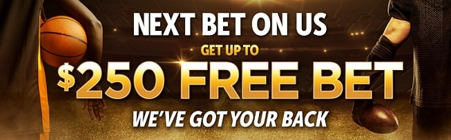 golden nugget free bet bonus